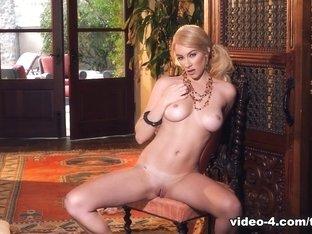 Horny pornstar Penelope Lynn in Incredible Masturbation, Babes xxx scene
