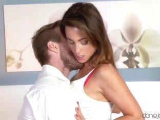 Hottest pornstars Richard, Mandy Saxo in Best MILF, Cumshots xxx video