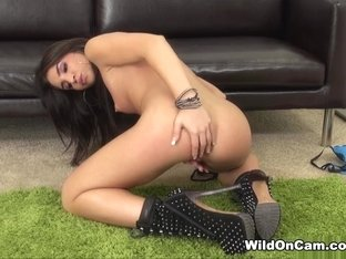 Horny pornstar Lexi Brooks in Best Redhead, Natural Tits xxx clip