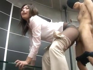 Hottest Japanese model Miwako Yamamoto in Crazy Femdom, Doggy Style JAV video