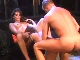 Tracy Winn & Zara Whites threesome with James Lewis