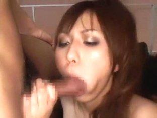 Exotic Japanese girl Yuuka Kokoro in Amazing Small Tits, Threesomes JAV scene