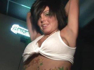 Best pornstar in amazing striptease, brazilian sex clip