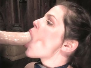 Exotic brunette, fetish xxx clip with crazy pornstar Bobbi Starr from Wiredpussy