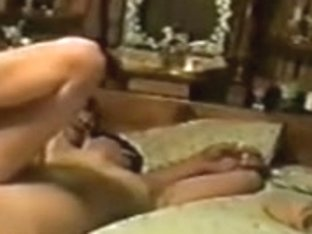 double penetration and cumming with marital-device knob inside me