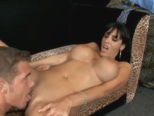 Veronica Rayne & Chris Johnson in My Friends Hot Mom