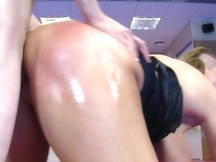 Milf in Training Gets Fucked In The Ass!