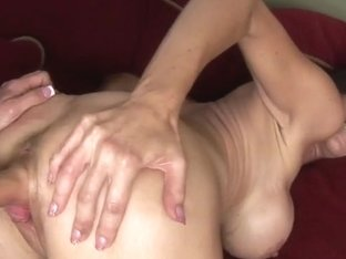 Milf and Teen Brutal Fisting Each Other