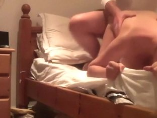 Preggy wife enjoys husbands hard 10-Pounder