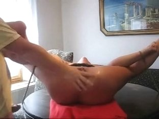 Tied up mature wife fisted hard
