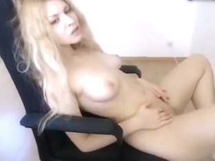 Horny webcam Blonde, Big Tits video with doremax girl.