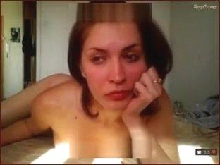 Tianna undressing