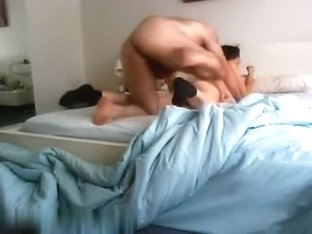 Pretty brunette milf wife are fisting and fuck in her lovely ass