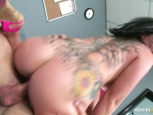 Baby Got Boobs: Good Cop Bad Girl. Casey Cumz, Johnny Sins