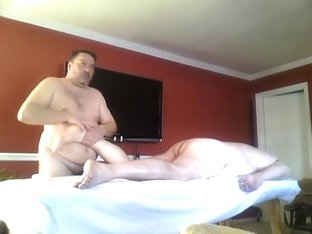 Super Erotic Chub Massage with Prostate Massage and Hand-job - a Favorite!