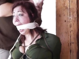 Cruel Cleave Gags For Riley Jane - Part 2
