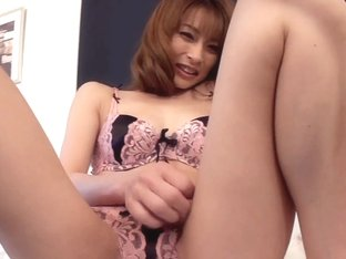 Shy woman Learns Pleasure