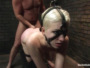Mark Davis  Cherry Torn in Cherry Submits - SexAndSubmission