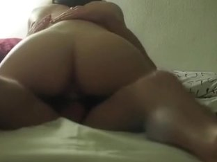 Fucking on her bed