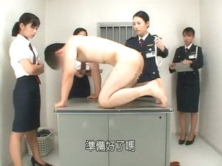 SDDE-130 - Lady Correction Officer - 2