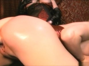 Exotic pornstars Emily Addison, Jean Bardot and Anastasia Pierce in incredible fetish, lesbian xxx.