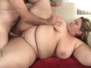 BBW Erin Green gets pussy drilled well