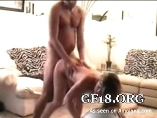 Sexually Excited slim beauty drilled hard