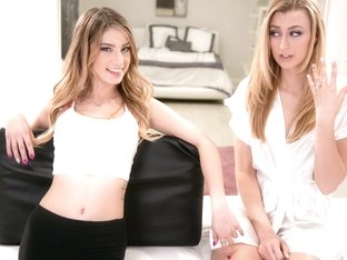 Kristen Scott & Alexa Grace in Bridal Bolster, Scene #01 - AllGirlMassage