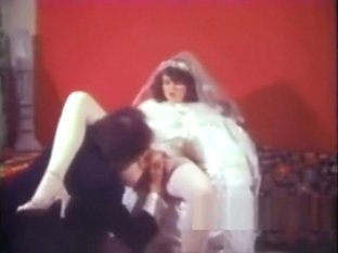 Hot Vintage Anal Sex Movie Slutty Virgin Bride Fucked in Ass