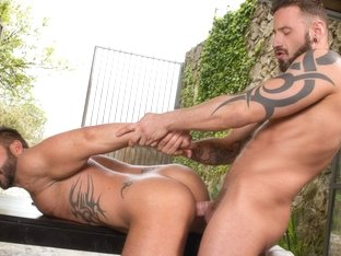 Martin Mazza & Antonio Miracle in Hung Country, Scene #03 - HotHouse