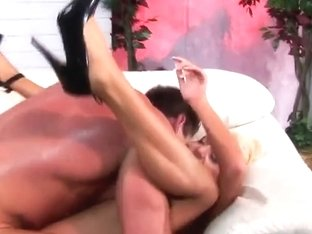 Breasty slut Donna Doll hardcore sex