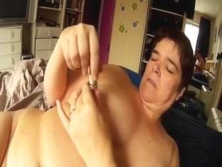 Wild gilf takes a hardcore firsting like it is nothing