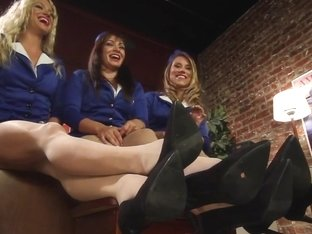 First Class Foot Service Flexibility Is Our Specialty