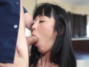 Watch What Your Nubile Mom Does