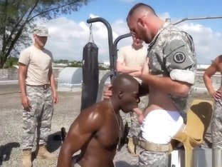 Military gay bjs small cock Staff Sergeant knows what is best for us.