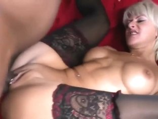 Hot Polish MILF Cathy E Love BIG BLACK COCKS