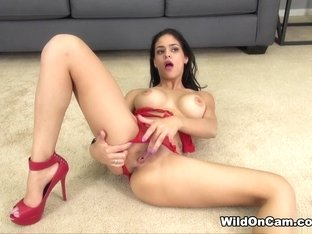 Exotic pornstar Jasmine Caro in Horny Big Ass, Masturbation adult movie