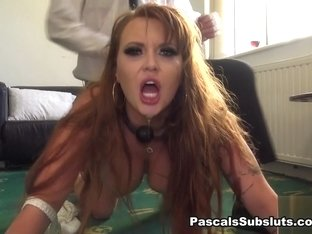Ashleigh: Her First Porno Scene - PascalsSubsluts
