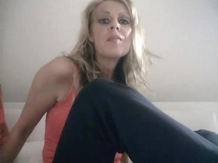 german Milf humilate you POV Feet