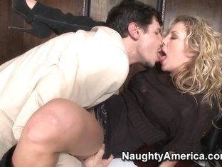 Kiara Diane & Denis Marti in Naughty Office
