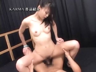 Fabulous Japanese chick Anna Mitsui in Best Cunnilingus, Dildos/Toys JAV movie