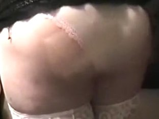 Corpulent and big arse of my wife acquires slapped hard by a stick