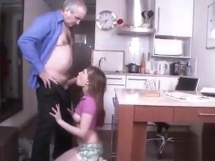 Lovely Schoolgirl Was Seduced And Plowed By Her Older School