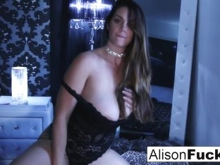 Alison Tyler in Alison Tyler Works Out To A Sexy Sweat - AlisonTyler