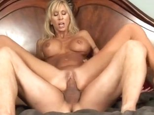 Horny pornstar Morgan Ray in amazing facial, mature sex video