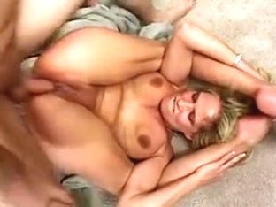 Stacked Blonde Cougar With A Splendid Ass Loves Them Young And Horny