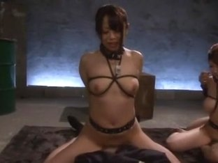 Fabulous Japanese slut Yuka Minase, Akari Asakiri, Mirei Omori in Exotic BDSM, Fetish JAV video