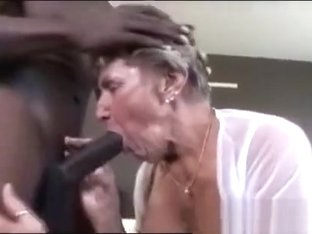 Granny gets bbc for the first time and she loves it.
