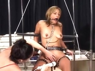Lesbo Domination Is The Recent Kind Of Kinky Sex Action