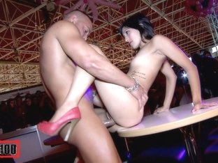 Gabrielle Neva & Rafa Garcia in Super Party In Barcelona - MMM100